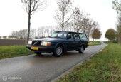 VERKOCHT Volvo 240 2.0i Polar automaat lage kmstand!!