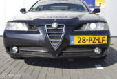 Alfa Romeo 166 2.4 JTD Business Edition