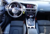 Audi A5 Sportback - 1.8 TFSI 170pk Aut S-line Daytona grijs Navi 18
