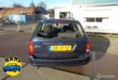 Ingekocht Ford Focus Wagon 1.6-16V Collection 1998 - 2004