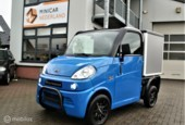 Microcar Pickup M.Cross Highland X 2020 2945km 1 jr garantie