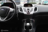 Ford Fiesta 1.25 Titanium bj:2011 5-deurs Airco Nieuwstaat!