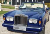 Rolls-Royce Corniche 6.8 IV Convertible limited edition