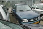 Onderdelen Nissan Micra 1.0 GL K11 2000
