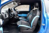 Fiat 500 Cabrio 1.2 70PK Sport leer/ecc/cruisecontrol/lmv16