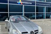 Mercedes SLK-klasse 200 K.
