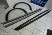 Opel Kadett D SR zijskirts skirts bj 79 t/m 84
