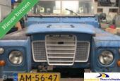 Land Rover 109 STAWAG Belastingvrij