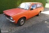 Opel Kadett 1.2N Berlina zeer veel onderdelen