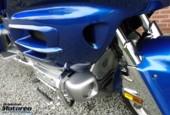 Zeer nette  GL 1800 Goldwing Dual C-ABS Deluxe / GL1800