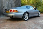Aston Martin DB7 5.9 V12 Vantage manual shift!