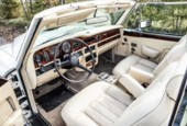 Rolls-Royce Corniche Convertible lage kmstand!