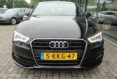 Audi A3 Sportback - 2.0 TDI AMBITION PRO LINE S 1ste eigenaar org ned auto S-Line