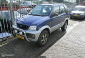 Onderdelen Daihatsu Terios 1.3 SXE 2WD 2002