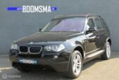 BMW X3 2.0i Executive Clima Cruise 18'velgen Xenon