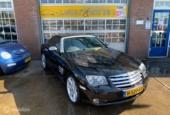 Chrysler Crossfire 3.2 V6 Limited 6-Bak RHD Zwart