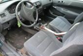 Onderdelen Honda Civic 1.4i S D14A3 1997