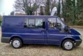 Ford Transit 2.0TDi 100pk Dubb Cabine 6-persoons APK 05-2020