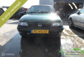 Opel Astra Cabriolet 1.6i Comfort AUTOMAAT!