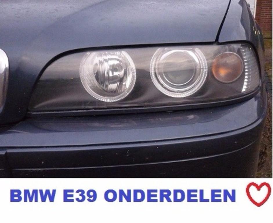 BMW-E39 Onderdelen logo