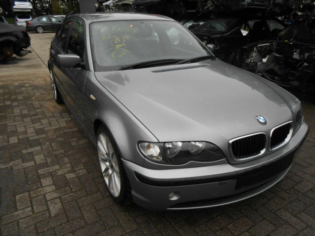 Afbeelding 1 van BMW 3-serie E46 318i Edition