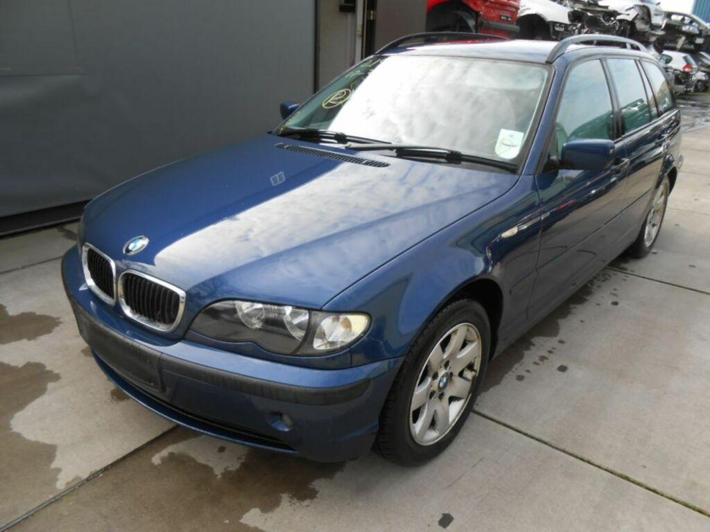 Afbeelding 2 van BMW 3-serie Touring E46 318i Edition