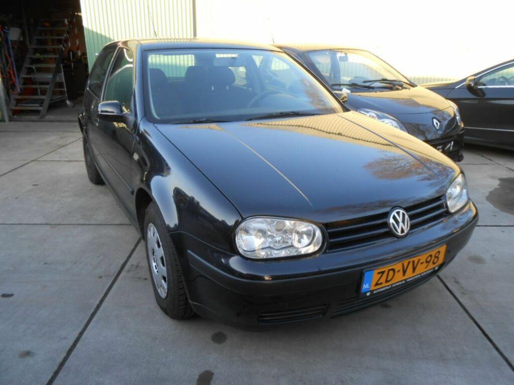 Afbeelding 1 van Volkswagen Golf IV 1.4-16V