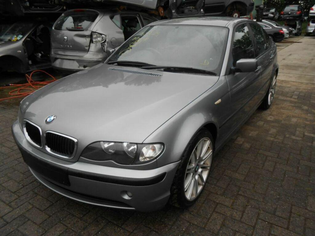 Afbeelding 2 van BMW 3-serie E46 318i Edition