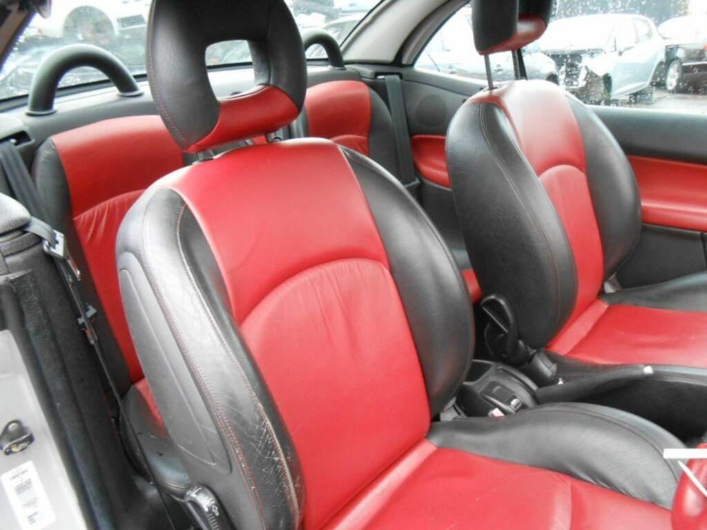 Afbeelding 5 van Peugeot 206 CC  1.6-16V Quiksilver