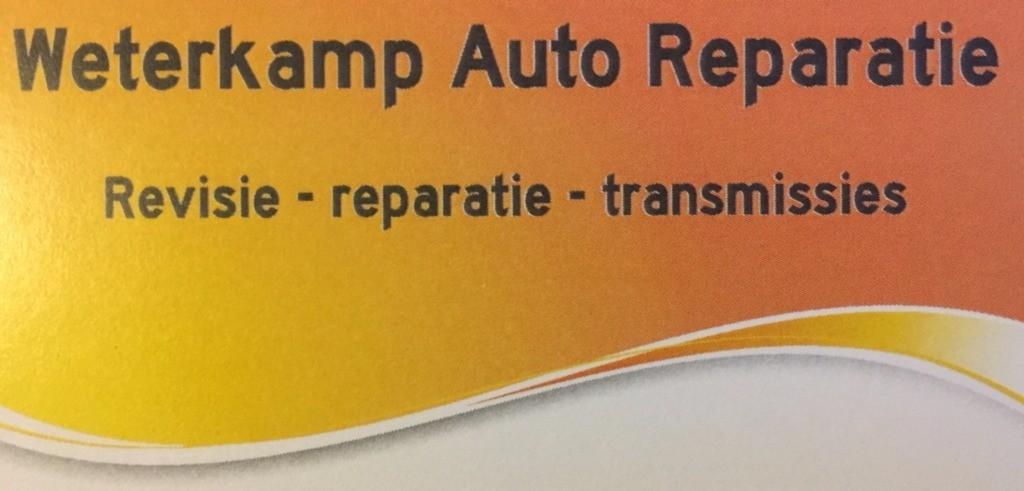 Weterkamp Auto Reparatie BV logo
