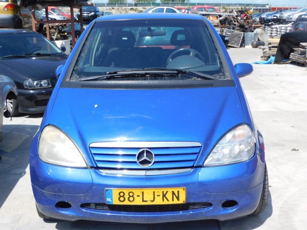 Afbeelding 1 van Mercedes A-klasse 170 CDI Elegance