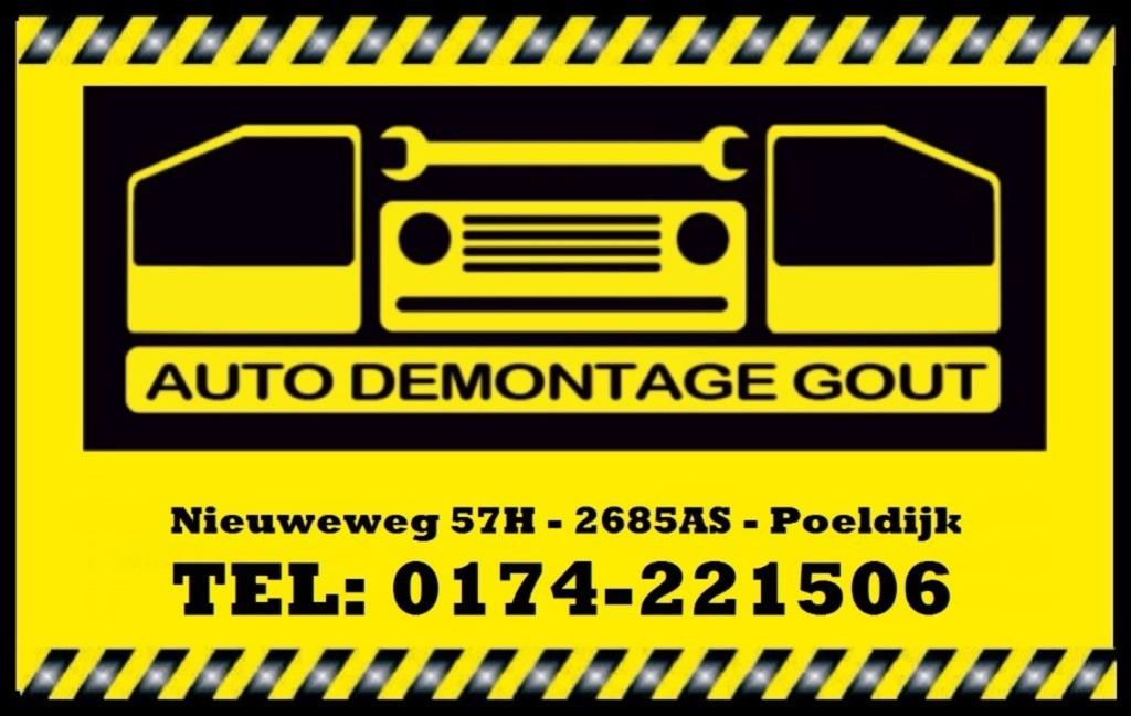 Autodemontage Gout logo