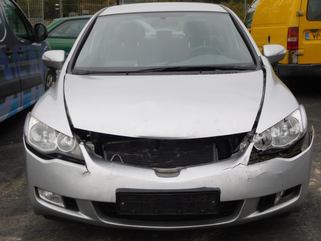 Afbeelding 2 van Honda Civic VIII 1.3 Hybrid
