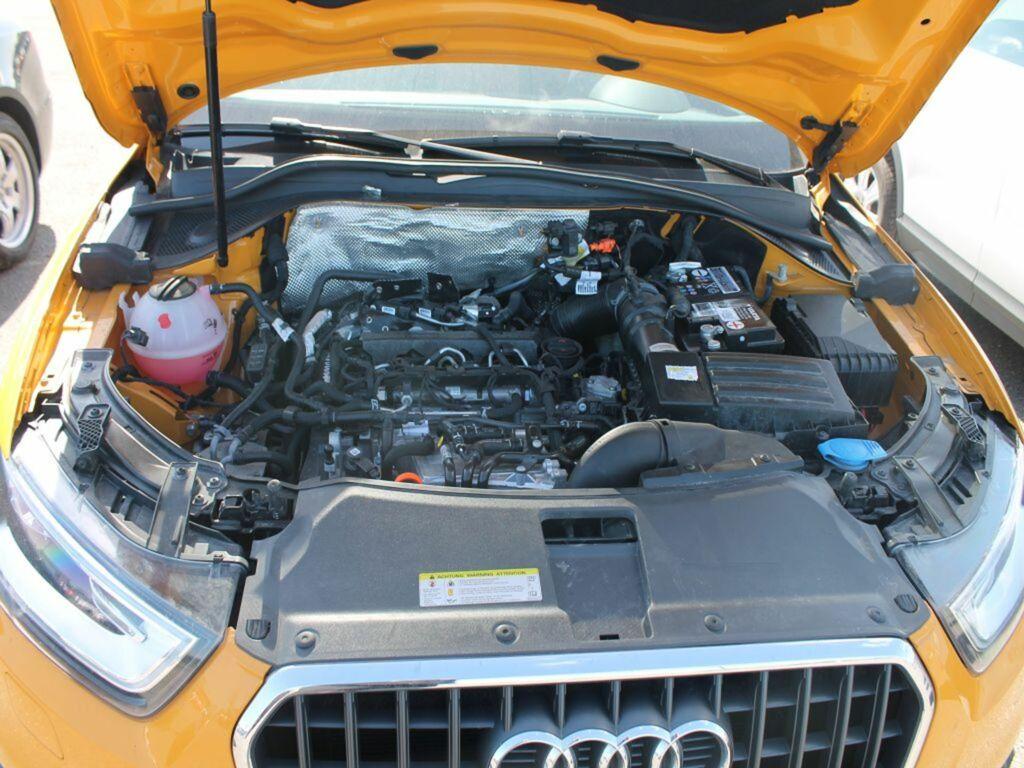 Audi q3 8u 2 0 tdi pro line s gebruikte onderdelen for Audi interieur onderdelen