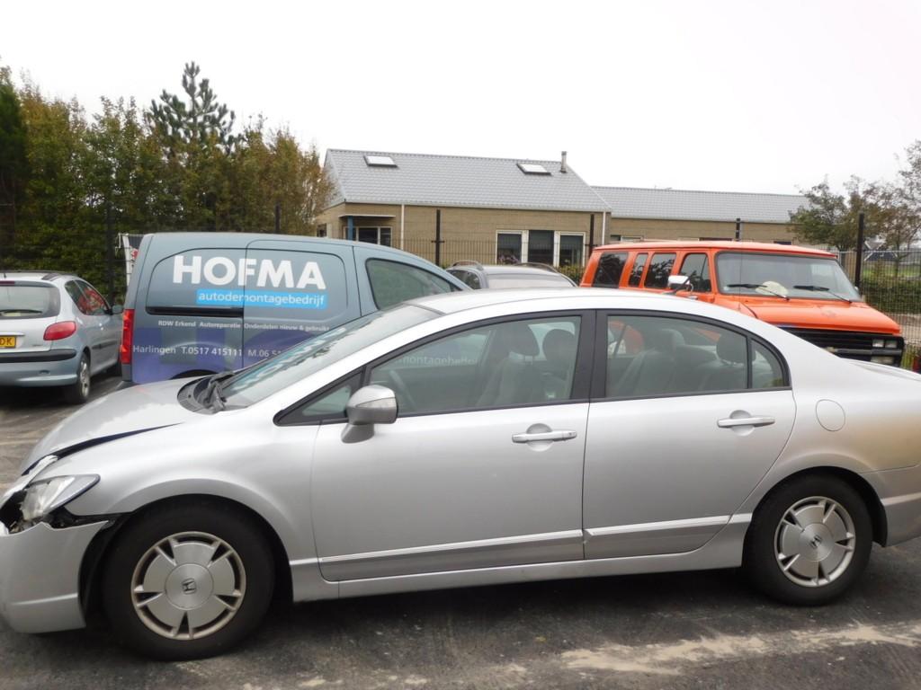 Afbeelding 3 van Honda Civic VIII 1.3 Hybrid