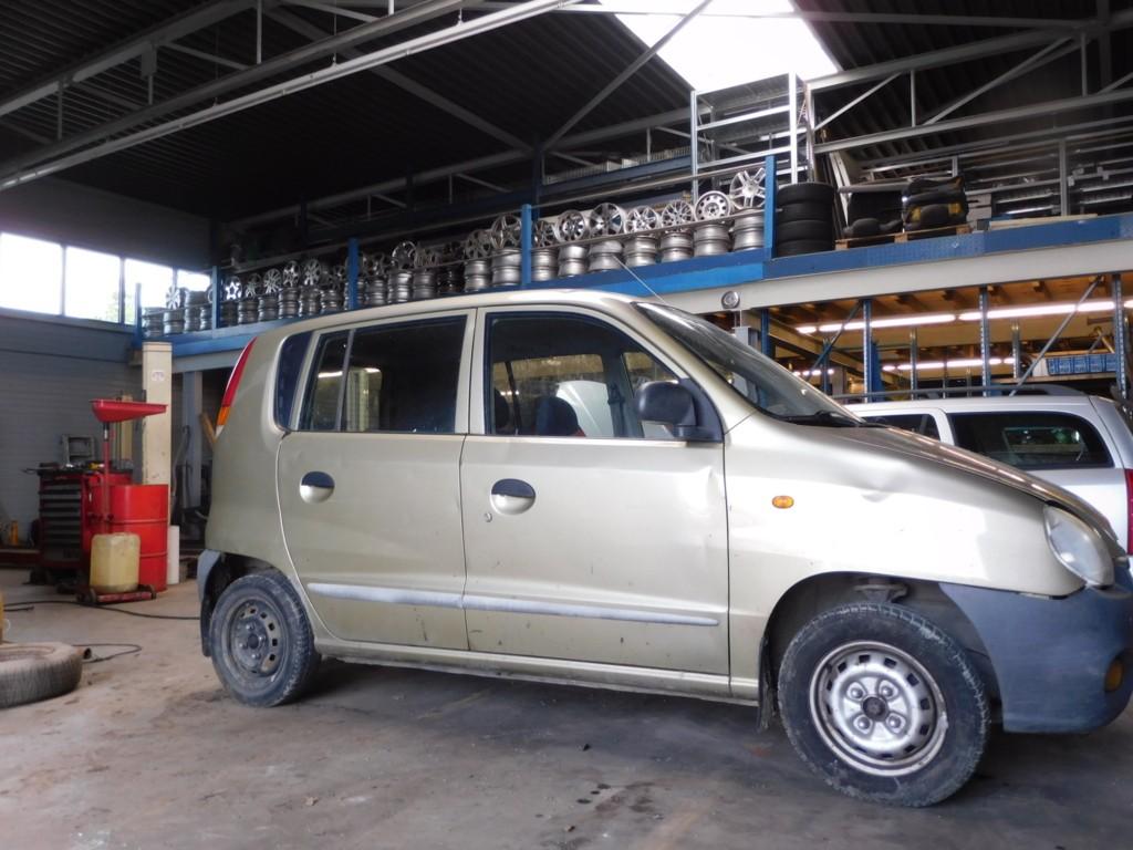 Afbeelding 2 van Hyundai Atos 1.0i GLS