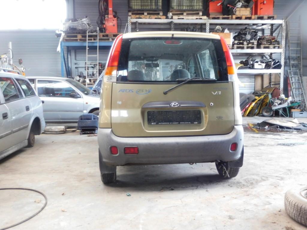 Afbeelding 4 van Hyundai Atos 1.0i GLS
