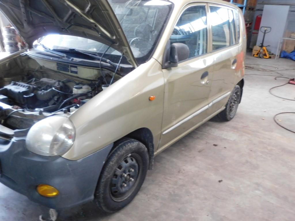Afbeelding 3 van Hyundai Atos 1.0i GLS