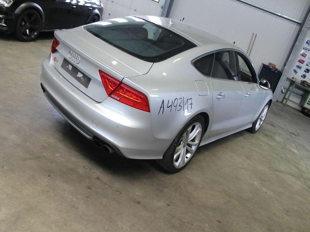 Audi a7 sportback 4ga 4 0 tfsi s7 q pl gebruikte for Audi interieur onderdelen