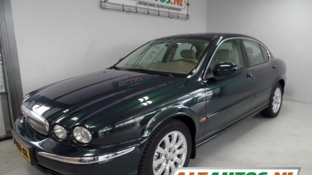 Afbeelding 1 van Jaguar X-type 2.5 V6 Sport
