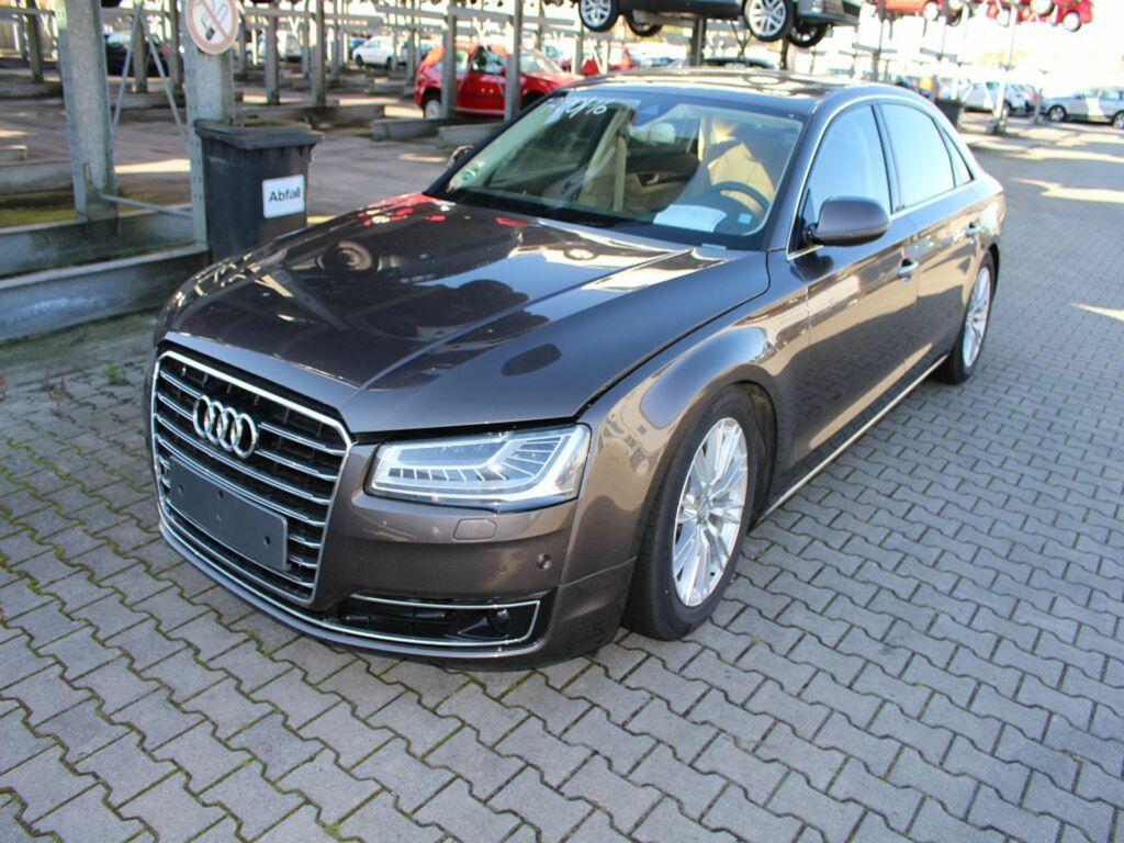 Audi a8 d4 4 0 tfsi q lang gebruikte onderdelen for Audi interieur onderdelen