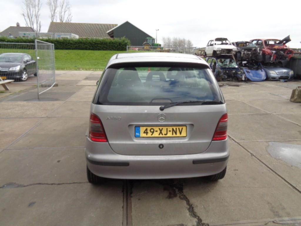 Afbeelding 4 van Mercedes A-klasse W168 160 Elegance