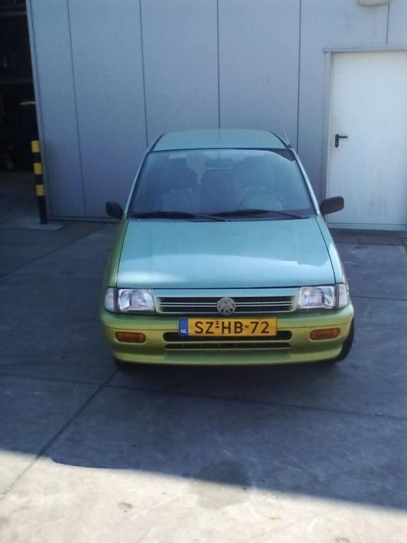 Afbeelding 2 van Suzuki Alto III 1.0 GL