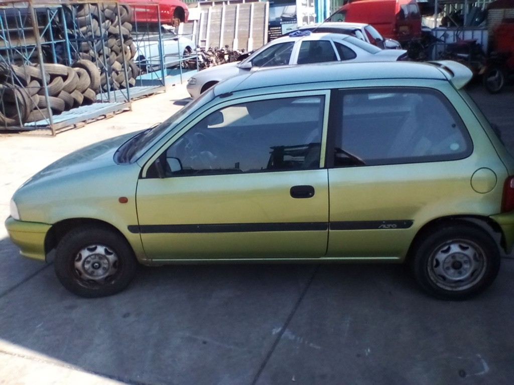 Afbeelding 3 van Suzuki Alto III 1.0 GL