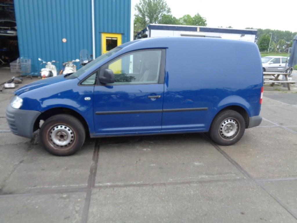 Afbeelding 3 van Volkswagen Caddy Bestel 2.0 SDI