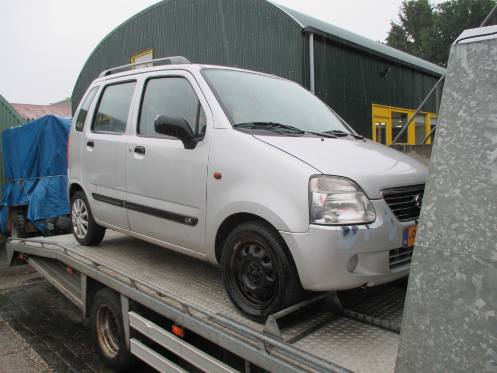 Afbeelding 1 van Suzuki Wagon R+ 1.3 GL