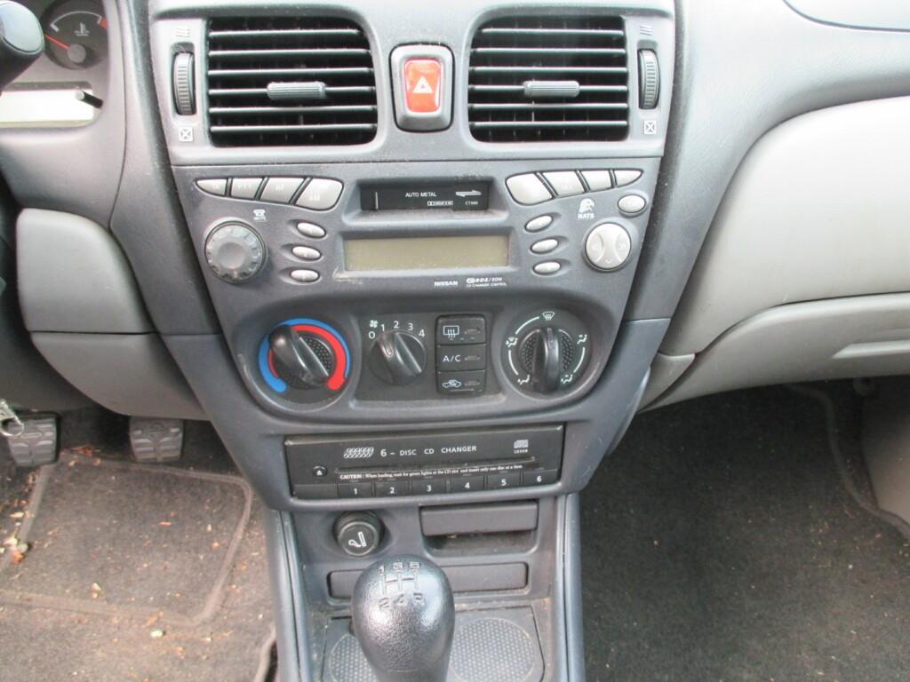 Afbeelding 7 van Nissan Almera 1.5