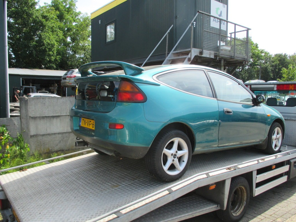 Afbeelding 2 van Mazda 323 1.8i GLX
