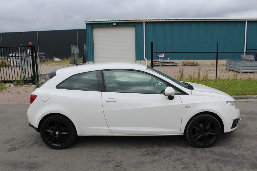 Afbeelding 4 van Seat Ibiza 1.2 TDI Style Ecomotive
