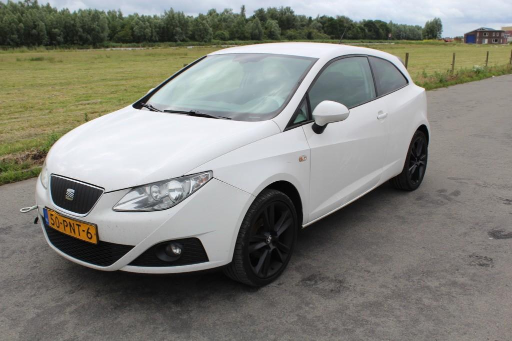 Afbeelding 3 van Seat Ibiza 1.2 TDI Style Ecomotive